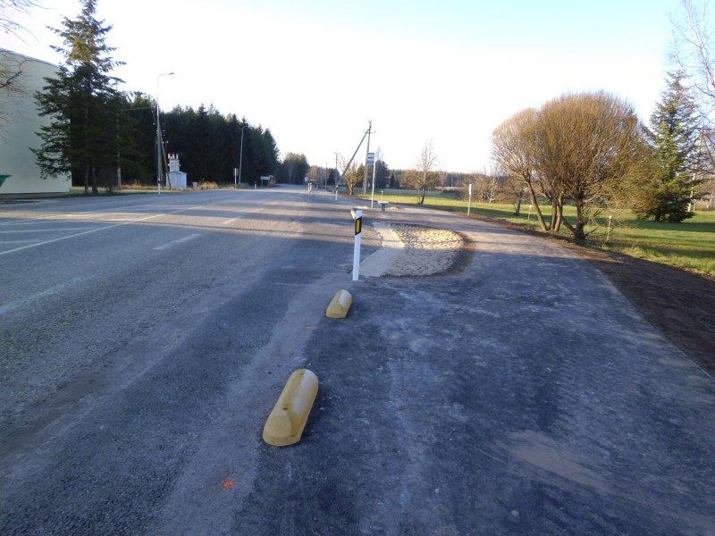 iKärkna jalgratta- ja jalgtee km 11,587…12,159 (PK 115+87…121+59) ehitamise omanikujärelevalve