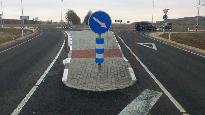 Riigimaanteede nr 93 Kohtla-Järve-Kukruse-Tammiku ja nr 13101 Jõhvi-Ereda, Pauliku ristmiku ümberehituse omanikujärelevalve