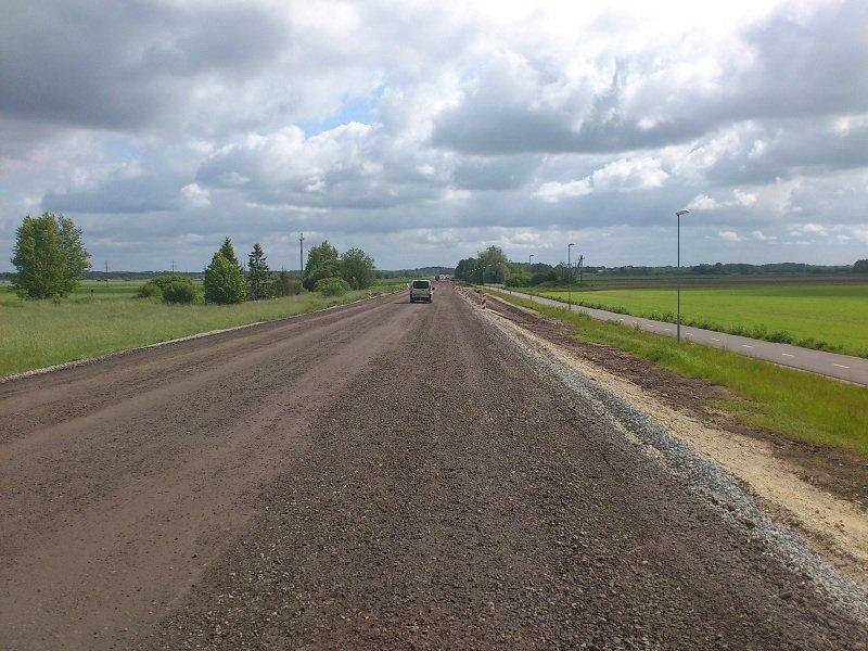 Riigimaantee nr 10 Risti – Virtsu – Kuivastu – Kuressaare km 32,412-34,787 remondi omanikujärelevalve