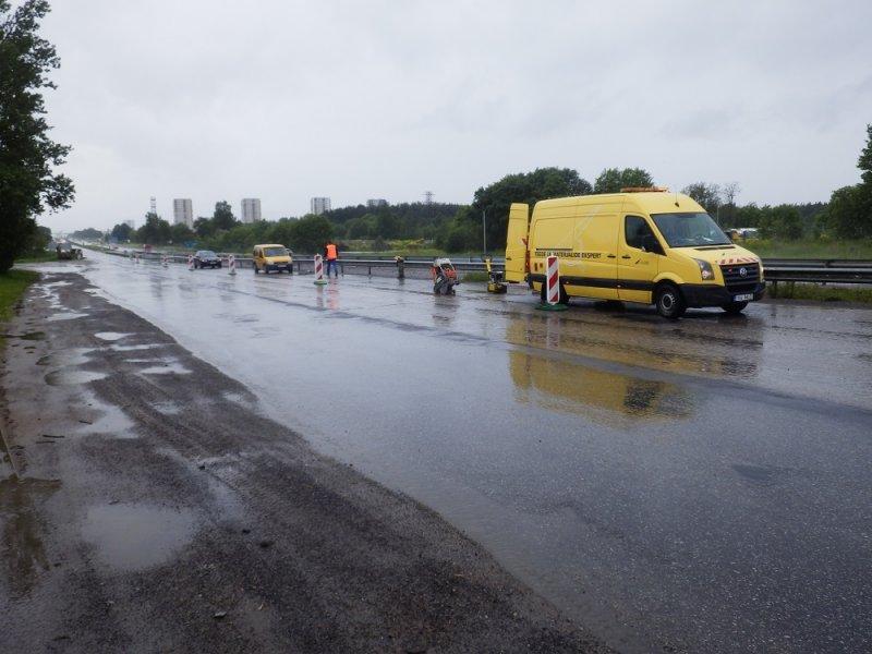 Riigimaantee nr 1 Tallinn-Narva, Iru lõigu vana betoontee omaduste väljaselgitamine ja analüüs