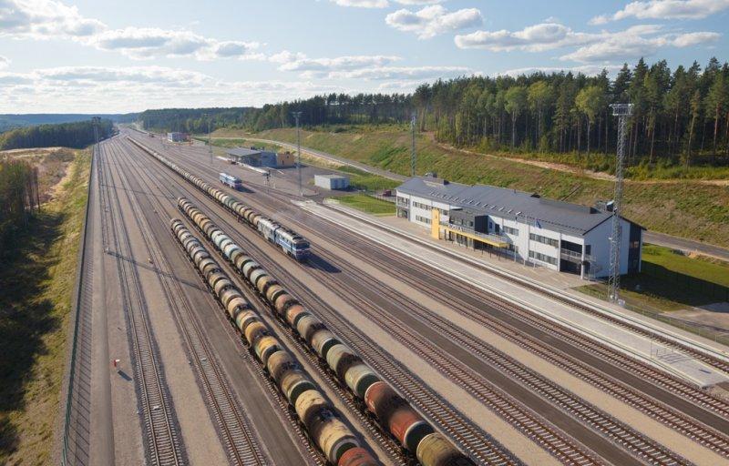 Koidula Raudteepiirijaama arendusprojekti inseneriteenuse (omanikujärelevalve) osutamine