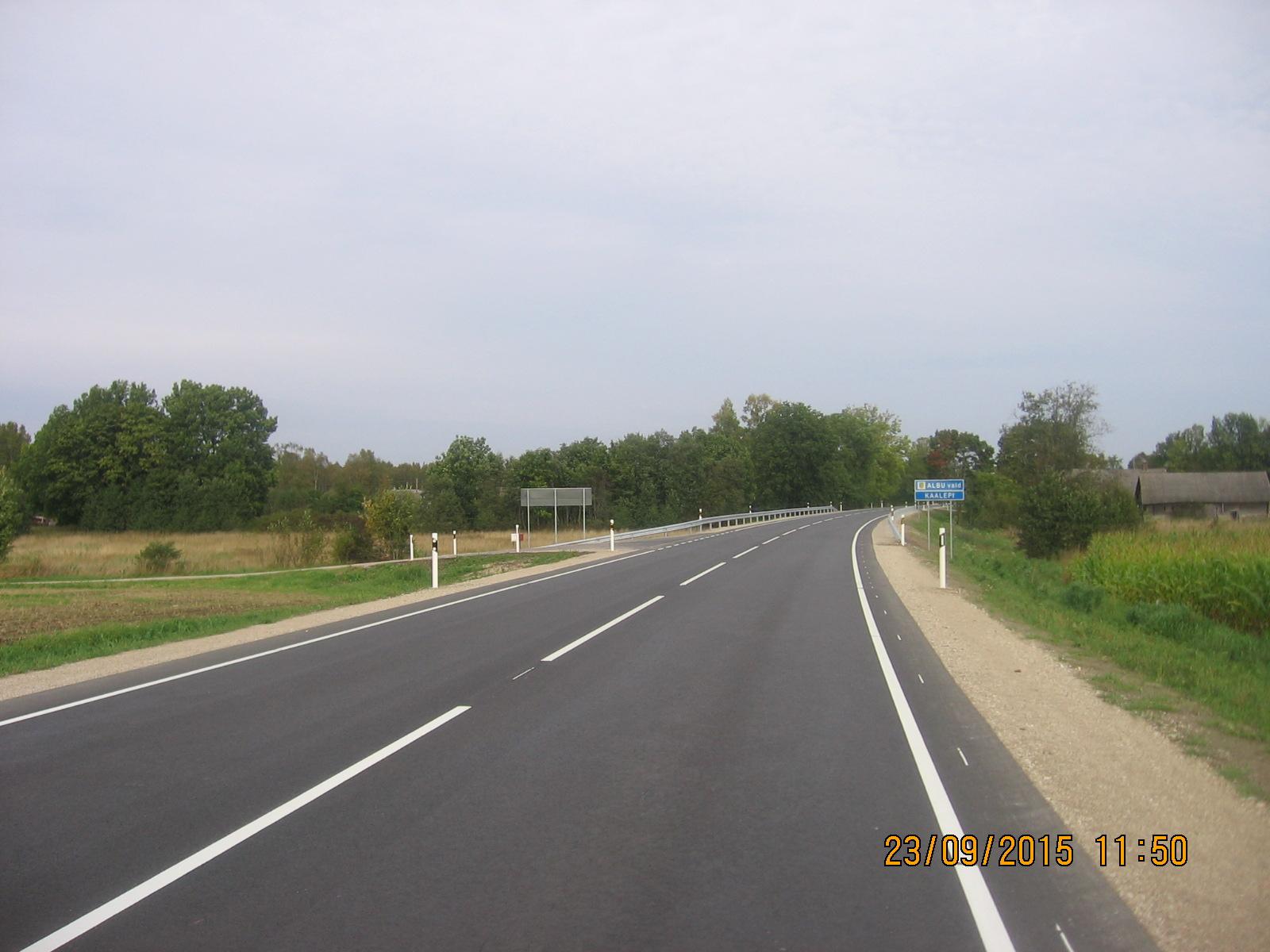 Põhimaantee 5 Pärnu–Rakvere–Sõmeru, Roosna-Alliku–Ahula lõigu (km 110,8-120,7) rekonstrueerimise omanikujärelevalve
