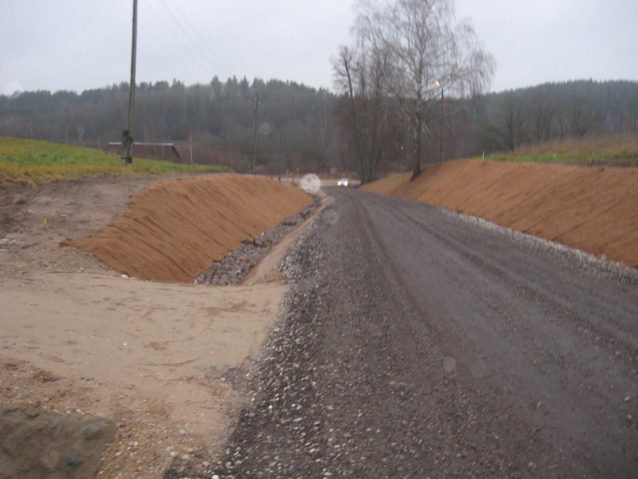 Himmaste-Taevaskoja teele (nr 6190045) lõigul 0,00-1,10 km mustkatte paigaldamise omanikujärelevalve teostamine