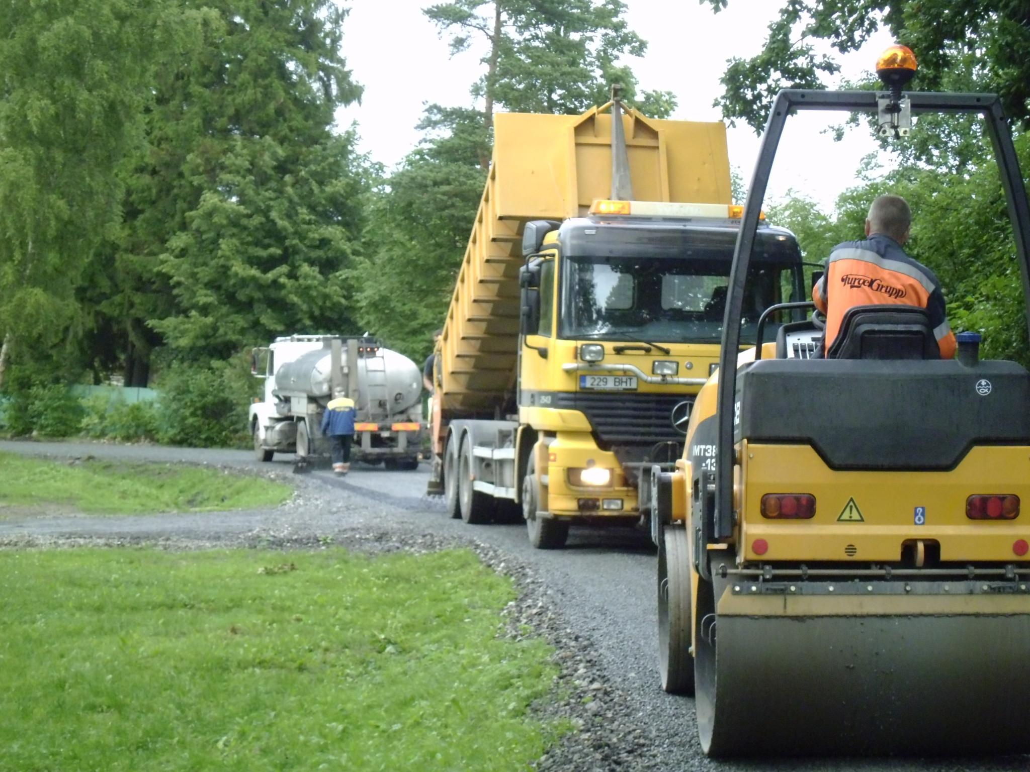 Saviranna tee remonditööde omanikujärelevalve