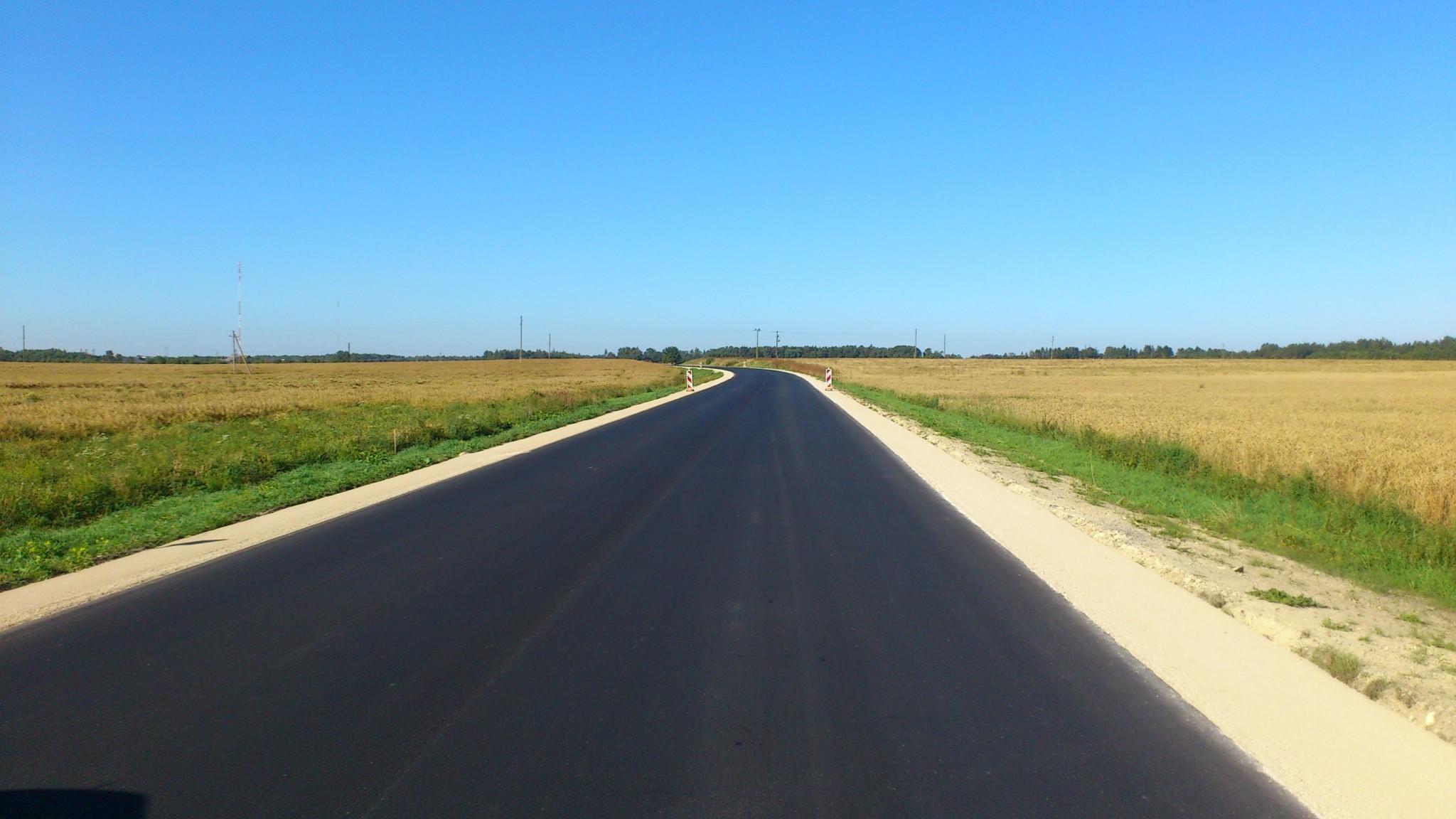 Riigimaantee nr 12 Kose – Jägala km 16,9-26,6   remondi omanikujärelevalve