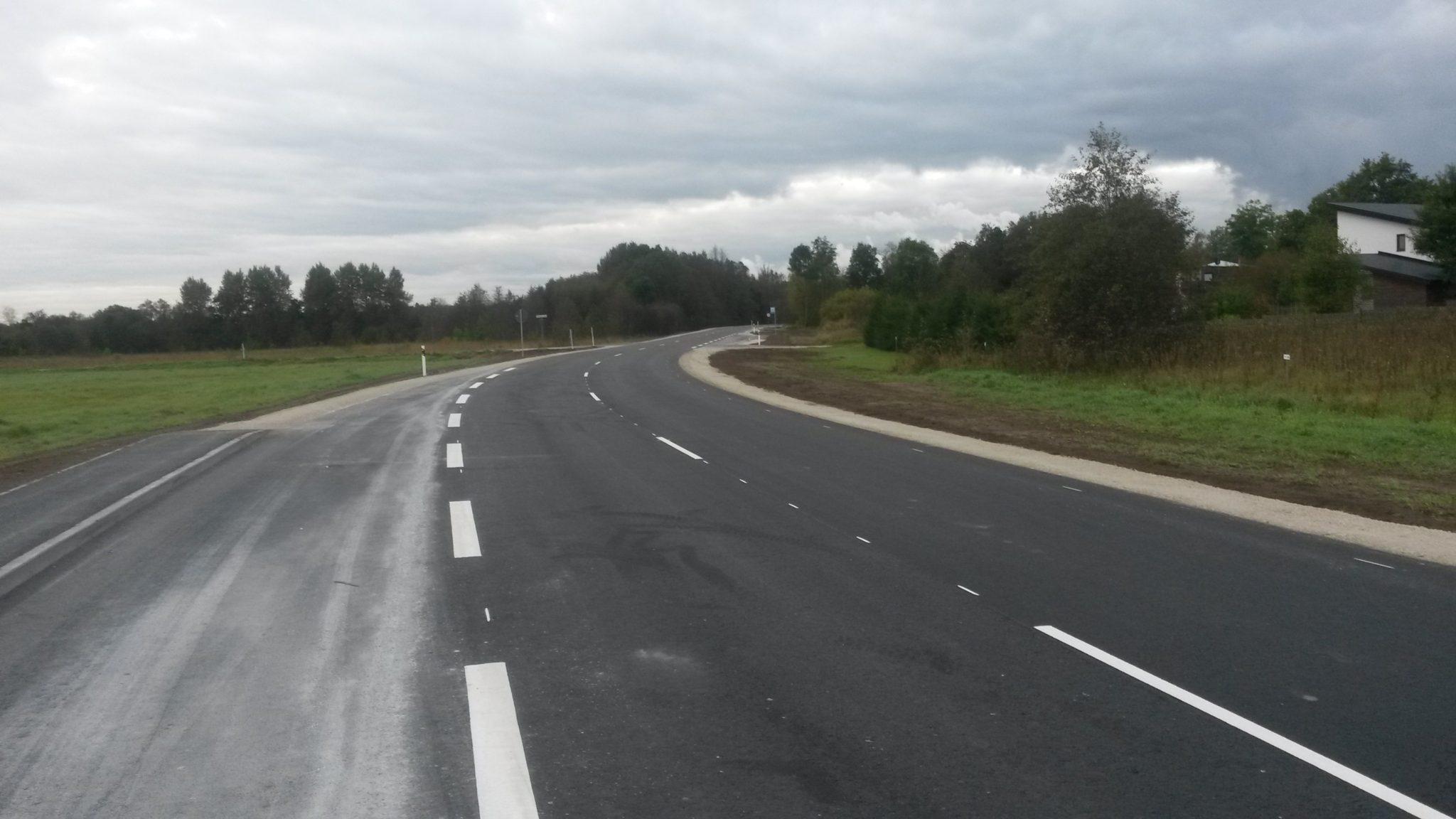 Riigitee nr 11112 Lagedi – Jüri km 0,0-4,7 remont, jalg- ja jalgrattatee ning teevalgustuse ehitamise omanikujärelevalve