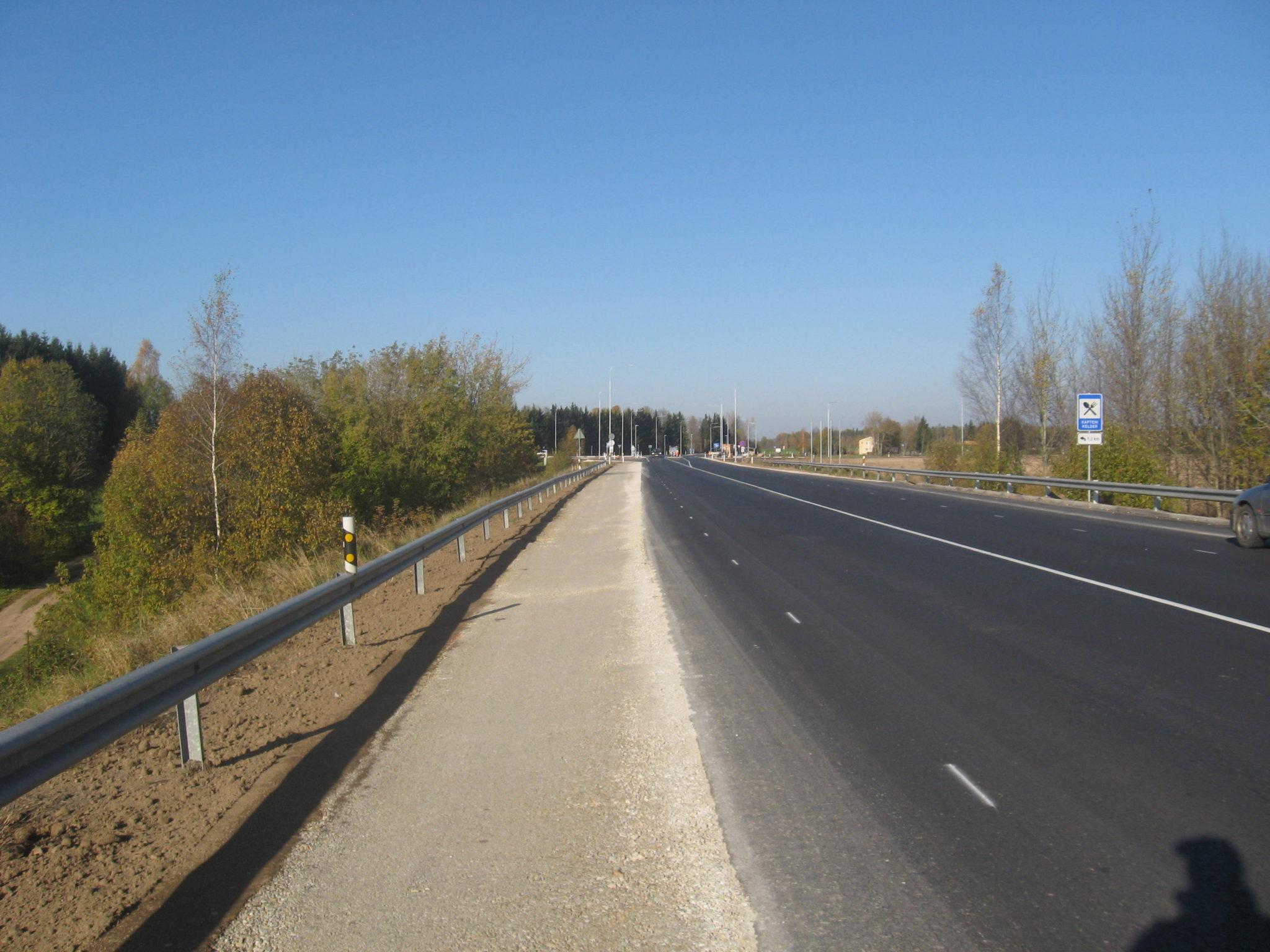 Tugimaantee nr 45 Tartu – Räpina – Värska km 6,156 – 13,9 asuva Põvvatu – Vana-Kastre lõigu rekonstrueerimise omanikujärelevalve