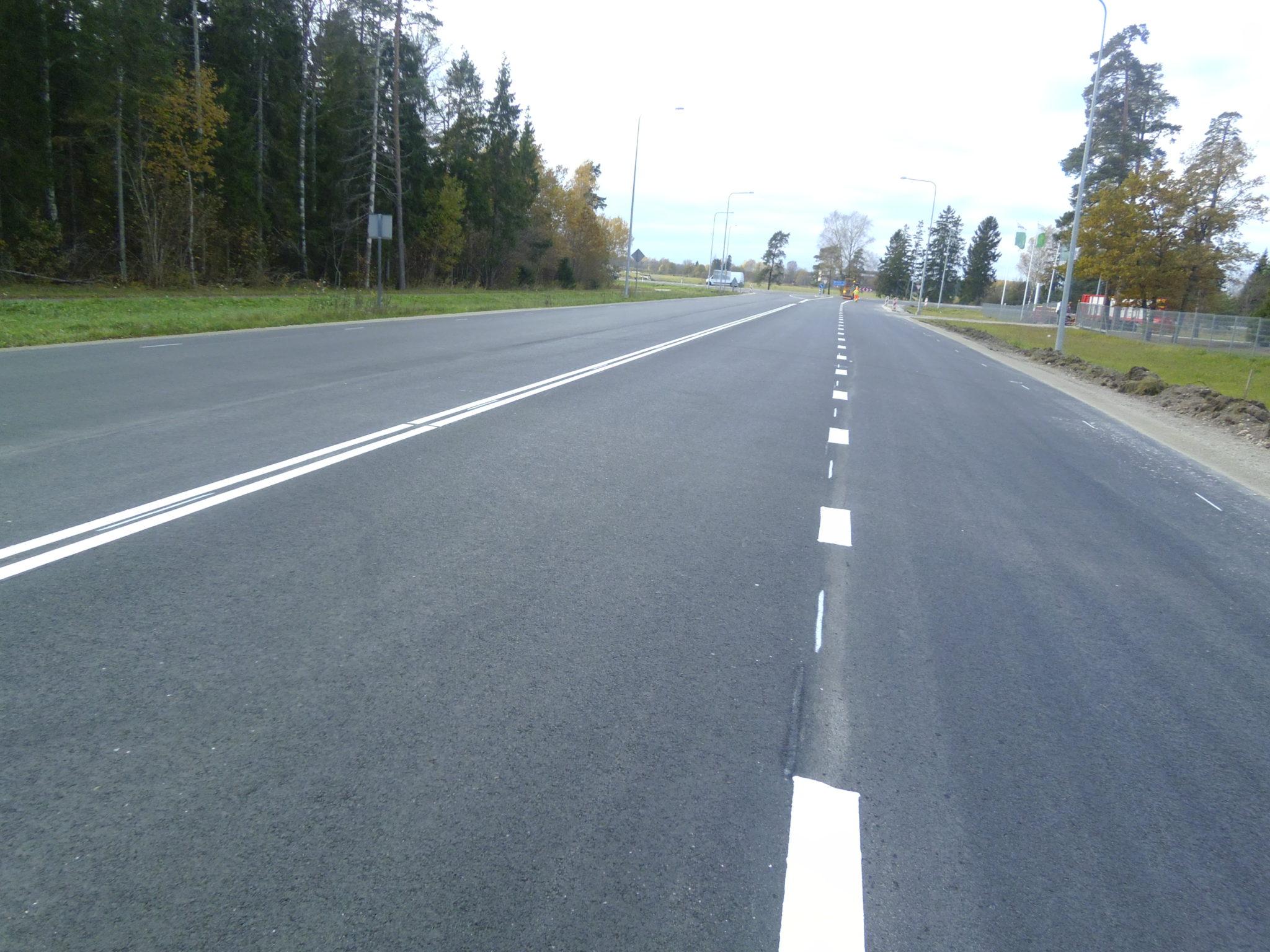 Riigitee nr 28 Rapla – Märjamaa km 12,133 – 21,539 remondi ja liikluskorraldusvahendite paigaldamise omanikujärelevalve