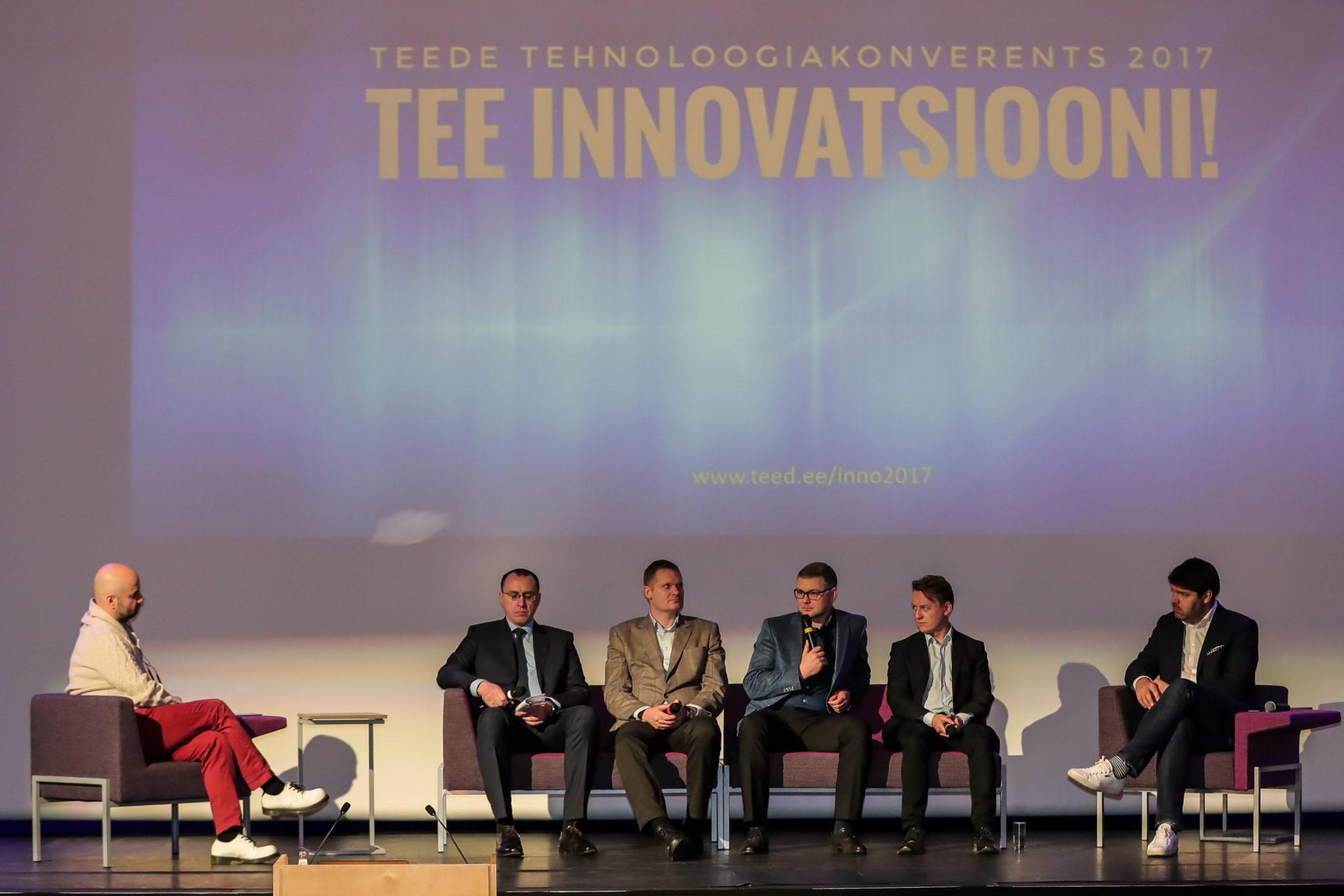 Teede tehnoloogiakonverentsi 2017 galerii ja ettekanded
