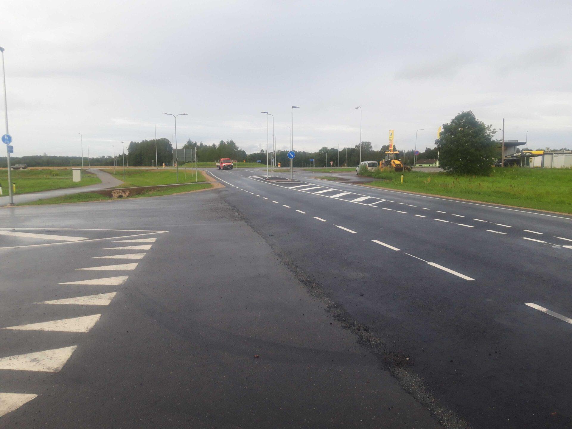 Riigitee nr 24116 Suure-Jaani – Olustvere km 0,820 – 6,090 rekonstrueerimise omanikujärelevalve