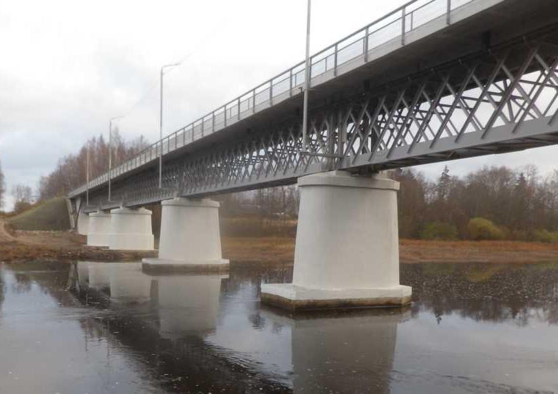Riigiteel nr 19275 Urge-Sindi km 2,00 asuva Sindi silla rekonstrueerimise omanikujärelevalve