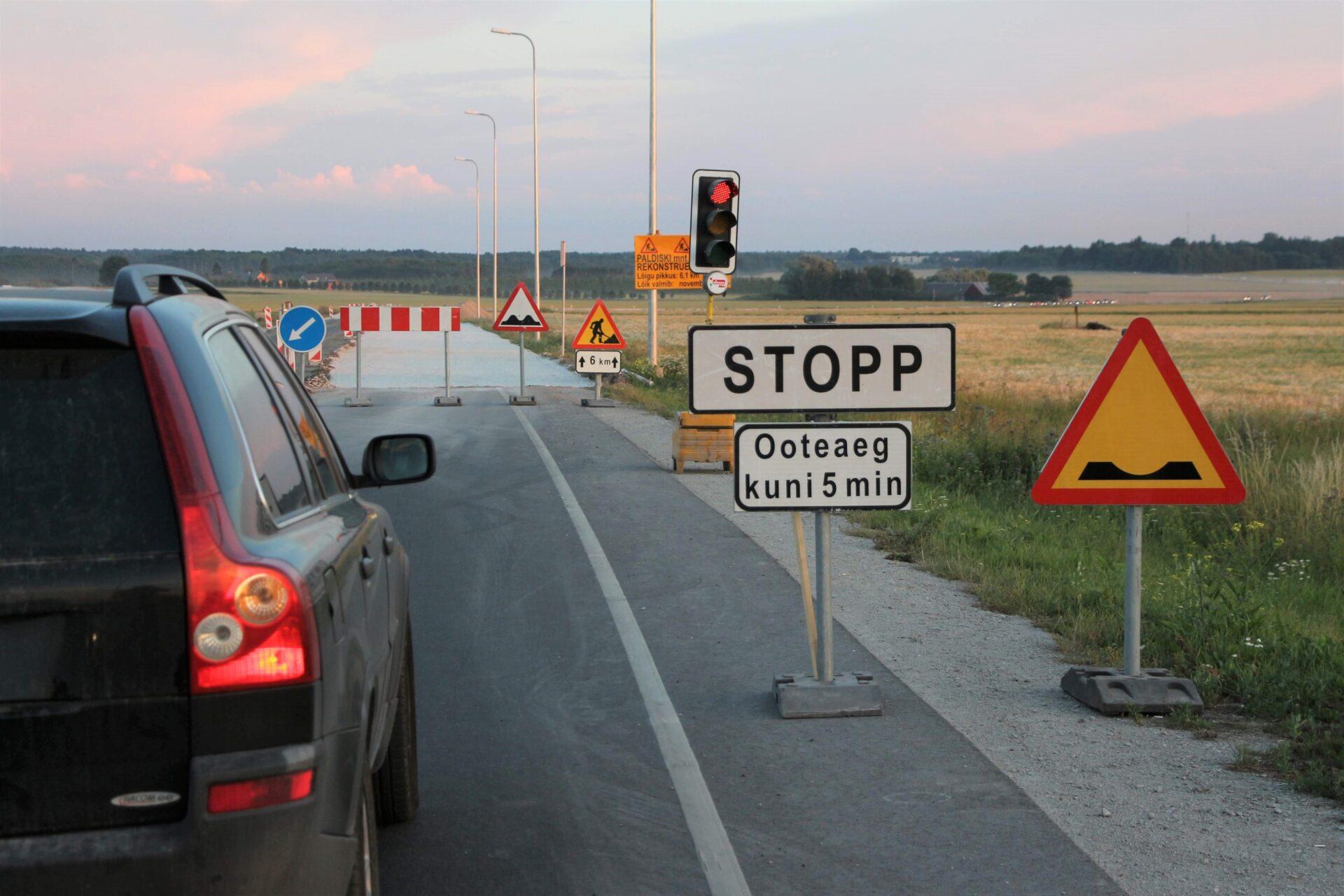 Liiklusreguleerija III pädevuskoolitus